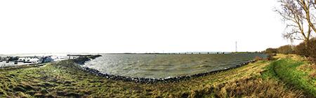 BVR Panorama Hollands Diep