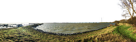 BVR Panorama Hollands Diep